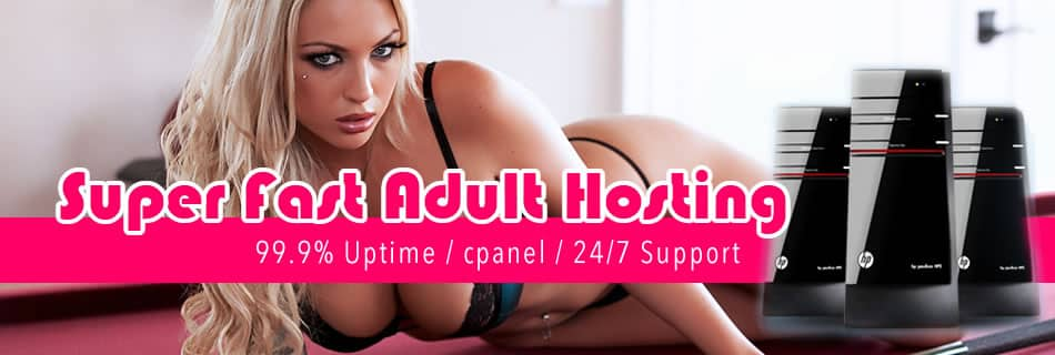 escort and adult website hosting services